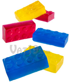 Building Block Soaps (6-pack)