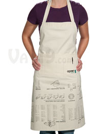Cooking Guide Apron