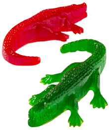 Giant Gummy Gator