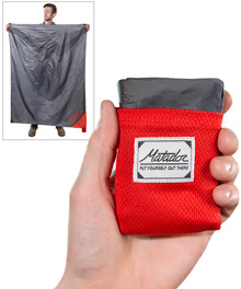 Compact Pocket Blanket