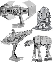 Star Wars 3D Models