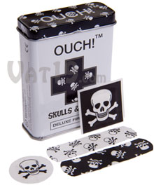 Skulls and Bones Bandages