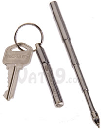 Telescoping Keychain Pen