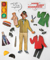 Mr. Rogers Dress-Up Magnets