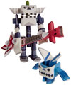 Piperoid Paper Pipe Robots