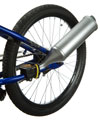 TurboSpoke Bicycle Exhaust
