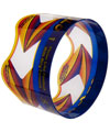 X-Zylo Ultra Flying Ring in Blue