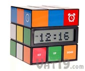 Cube Clock Alarm Mode