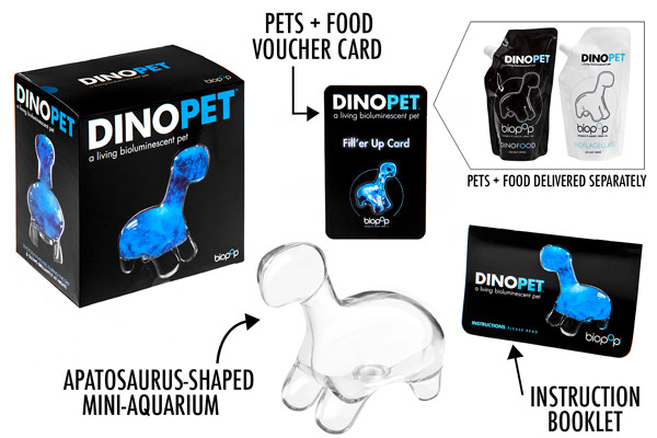 Pets & food delivered separately