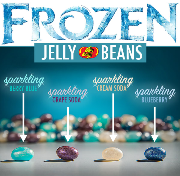 Frozen Jelly Belly Jelly Beans Disney S Frozen Jelly Beans