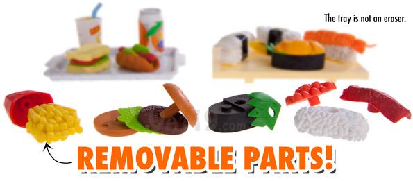 Japanese Fast Food Items