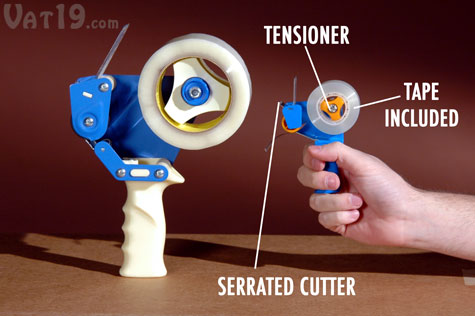 The Mini Tape Gun dispenser