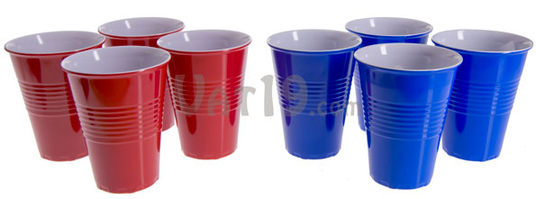 Reusable Quot Plastic Quot Cups Party Cups That You Never Throw Away