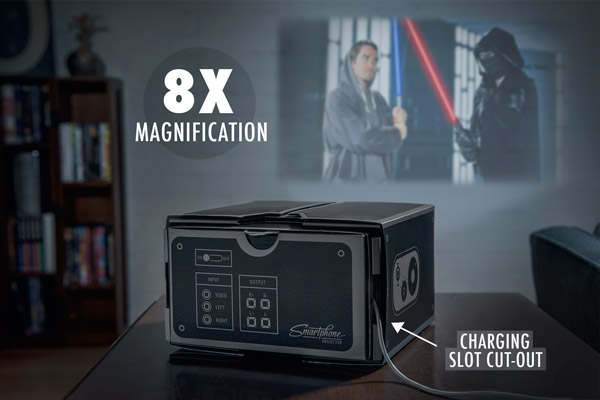 Smartphone Projector Transform Your Mobile Device Into A