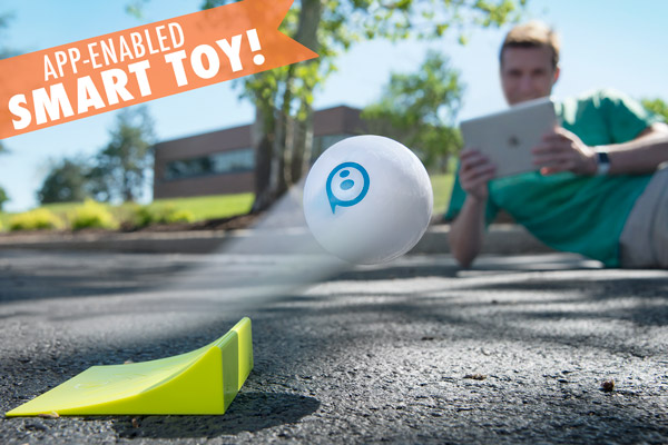 Sphero 2.0: The App-Enabled Programmable Robotic Ball Review 1