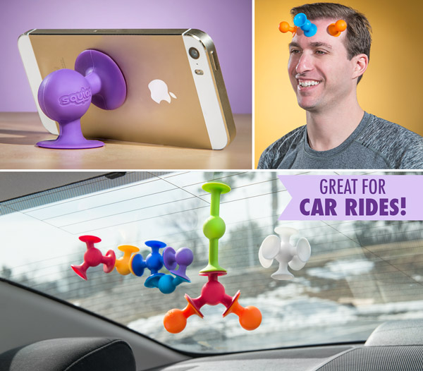 Great for car rides!