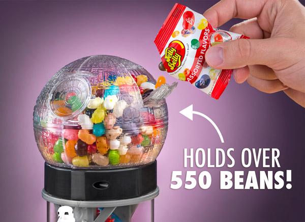 jelly belly dispenser machine
