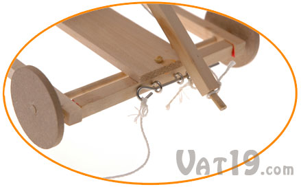 Trebuchet Kit Instructions