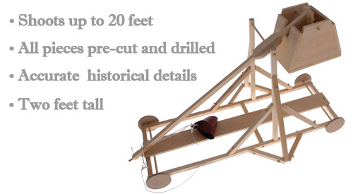 Small Trebuchet For Sale