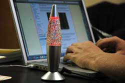 USB Mini Lava Lamp recommended usage