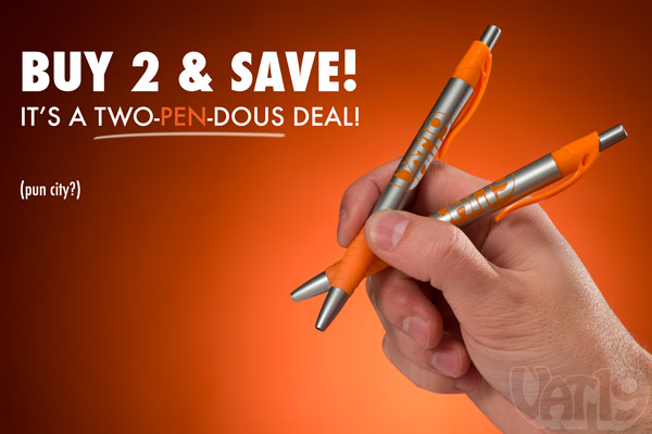 Purchase more than one Vat19 pen and save!