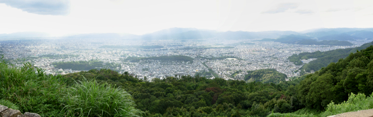 Kyoto Panorama