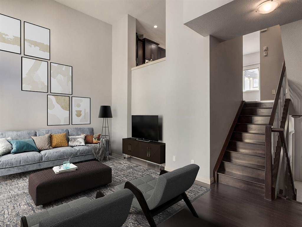 West Springs Row/Townhouse for sale:  3 bedroom 1,452.60 sq.ft. (Listed 2020-09-10)
