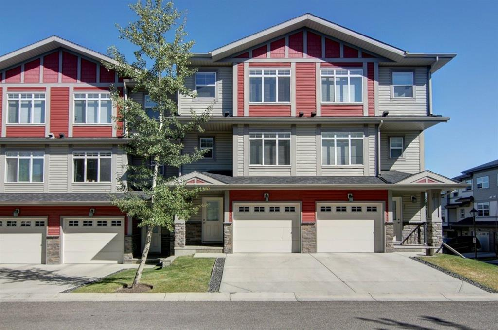 Panorama Hills Row/Townhouse for sale:  3 bedroom 1,137 sq.ft. (Listed 2020-09-11)