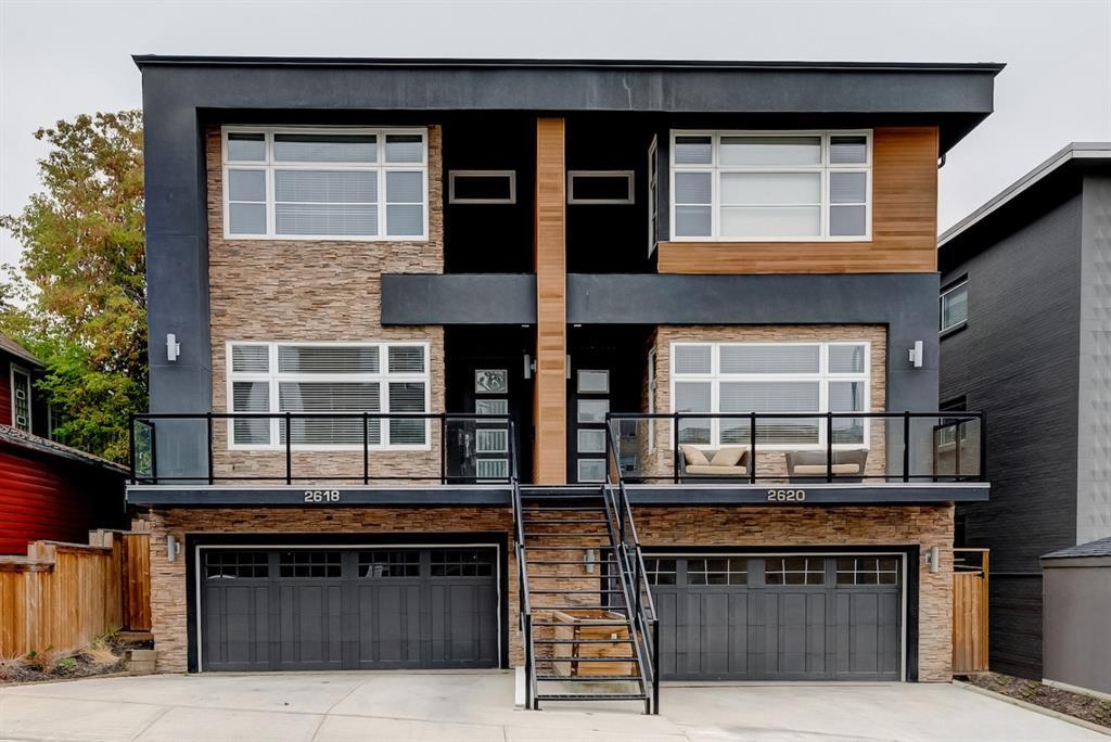 Bankview Semi Detached for sale:  4 bedroom 2,314 sq.ft. (Listed 2020-09-18)