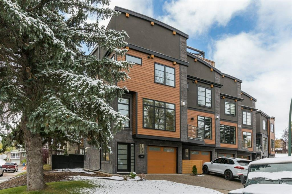 Parkhill Row/Townhouse for sale:  3 bedroom 1,430 sq.ft. (Listed 2020-10-16)