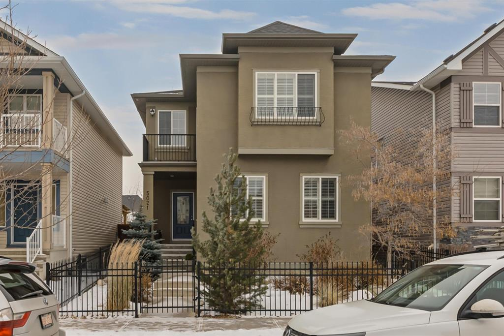 McKenzie Towne Detached for sale:  4 bedroom 2,057.20 sq.ft. (Listed 2020-11-23)