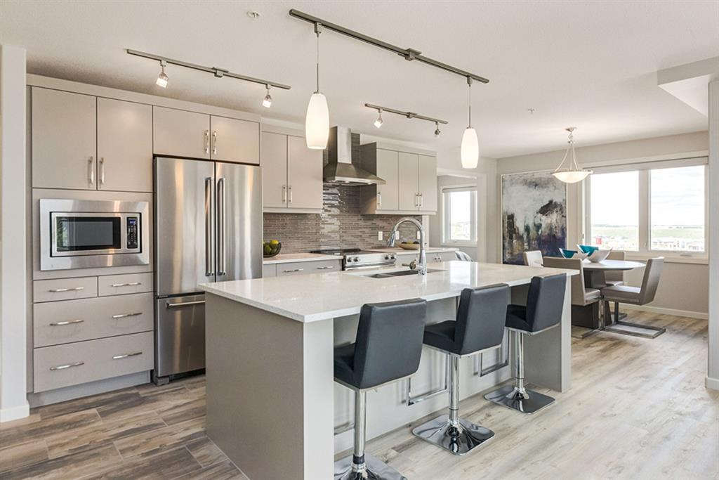 Kincora Apartment for sale:  1 bedroom 511.90 sq.ft. (Listed 2020-12-04)