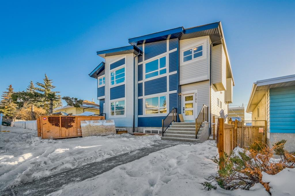Albert Park/Radisson Heights Semi Detached for sale:  4 bedroom 1,705 sq.ft. (Listed 2021-01-11)