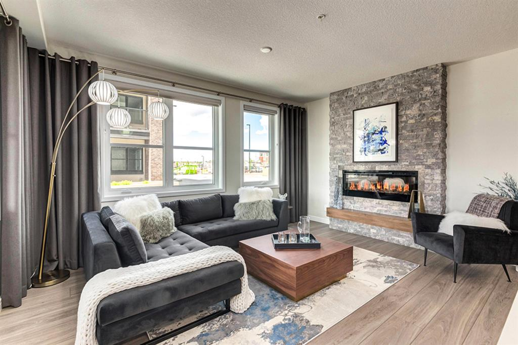 Aspen Woods Apartment for sale:  2 bedroom 617 sq.ft. (Listed 2021-02-05)