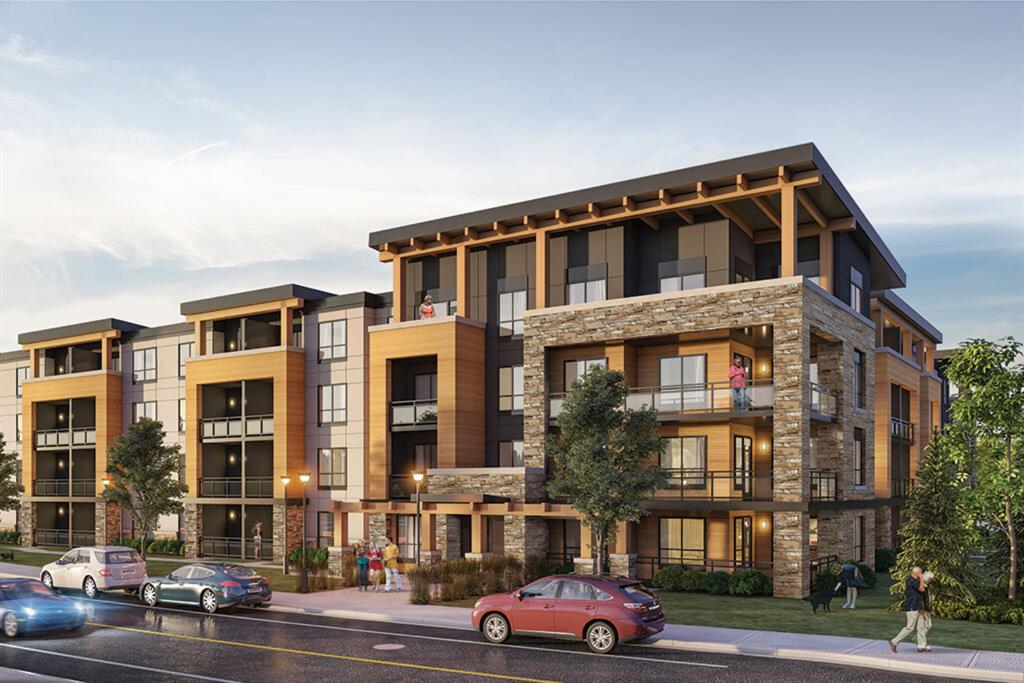 Aspen Woods Apartment for sale:  3 bedroom 1,662 sq.ft. (Listed 2021-02-05)