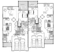 NONE Semi Detached for sale:  2 bedroom 1,243 sq.ft. (Listed 2021-02-08)