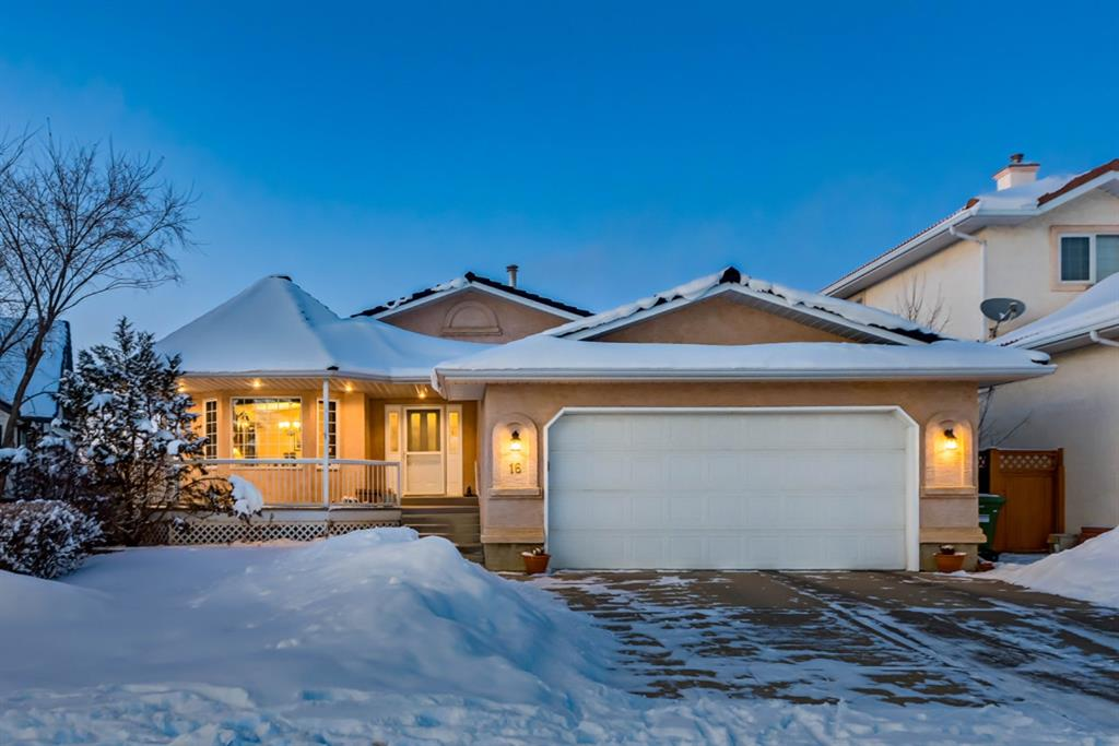 Hawkwood Detached for sale:  5 bedroom 1,843.40 sq.ft. (Listed 2021-02-19)