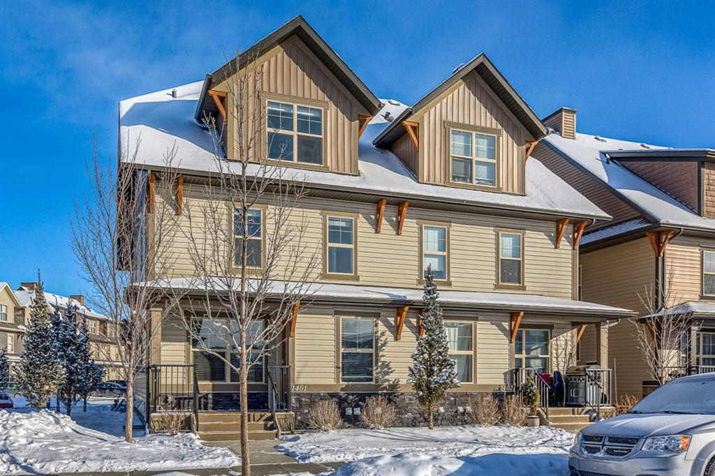 Heartland Row/Townhouse for sale:  3 bedroom 1,059 sq.ft. (Listed 2021-02-12)