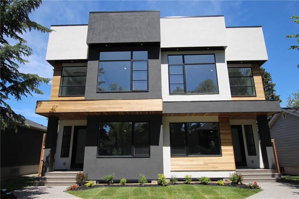 Mount Pleasant Semi Detached for sale:  4 bedroom 1,803 sq.ft. (Listed 2021-03-11)