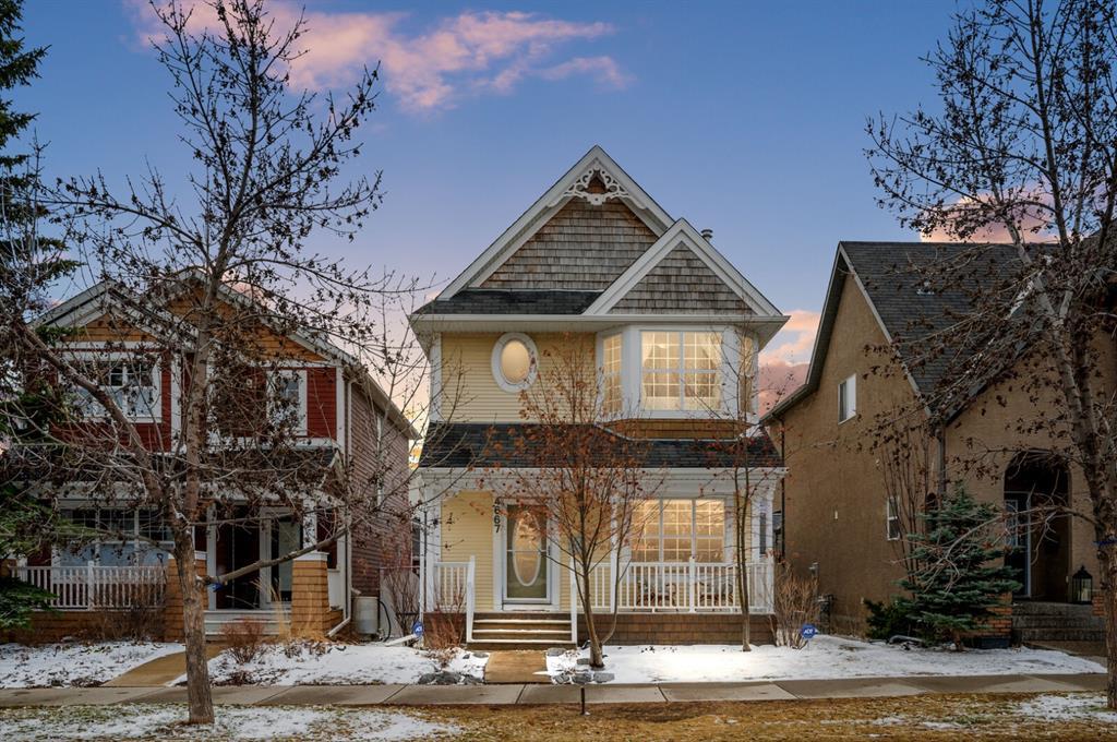 Garrison Woods Detached for sale:  4 bedroom 1,577 sq.ft. (Listed 2021-04-23)