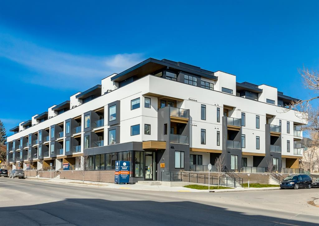 South Calgary Apartment for sale:  2 bedroom 747.80 sq.ft. (Listed 2021-05-21)