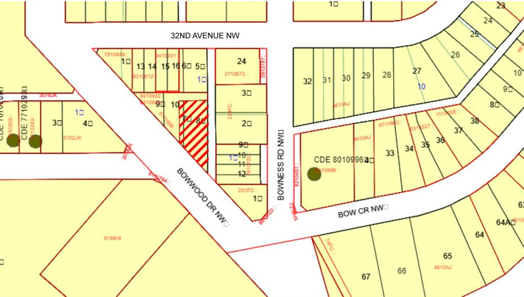 Bowness Residential Land for sale:    (Listed 2021-06-01)