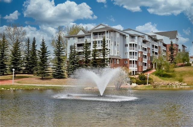 Hawkwood Condo for sale:  1 bedroom 740 sq.ft. (Listed 2020-05-16)