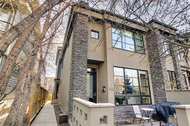 Killarney/Glengarry Row House for sale:  3 bedroom 1,660 sq.ft. (Listed 2020-05-06)