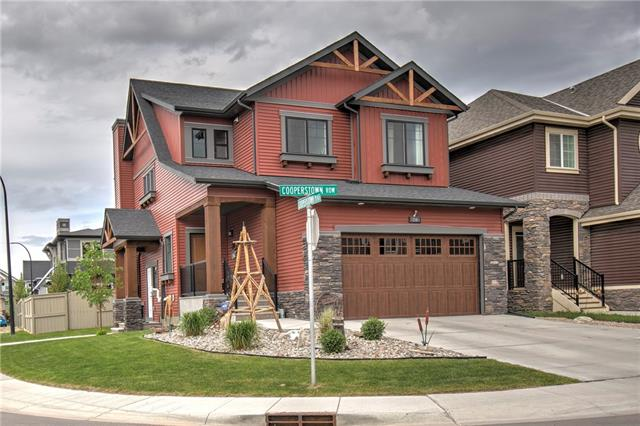 Coopers Crossing Detached for sale:  4 bedroom 1,923 sq.ft. (Listed 2020-05-29)