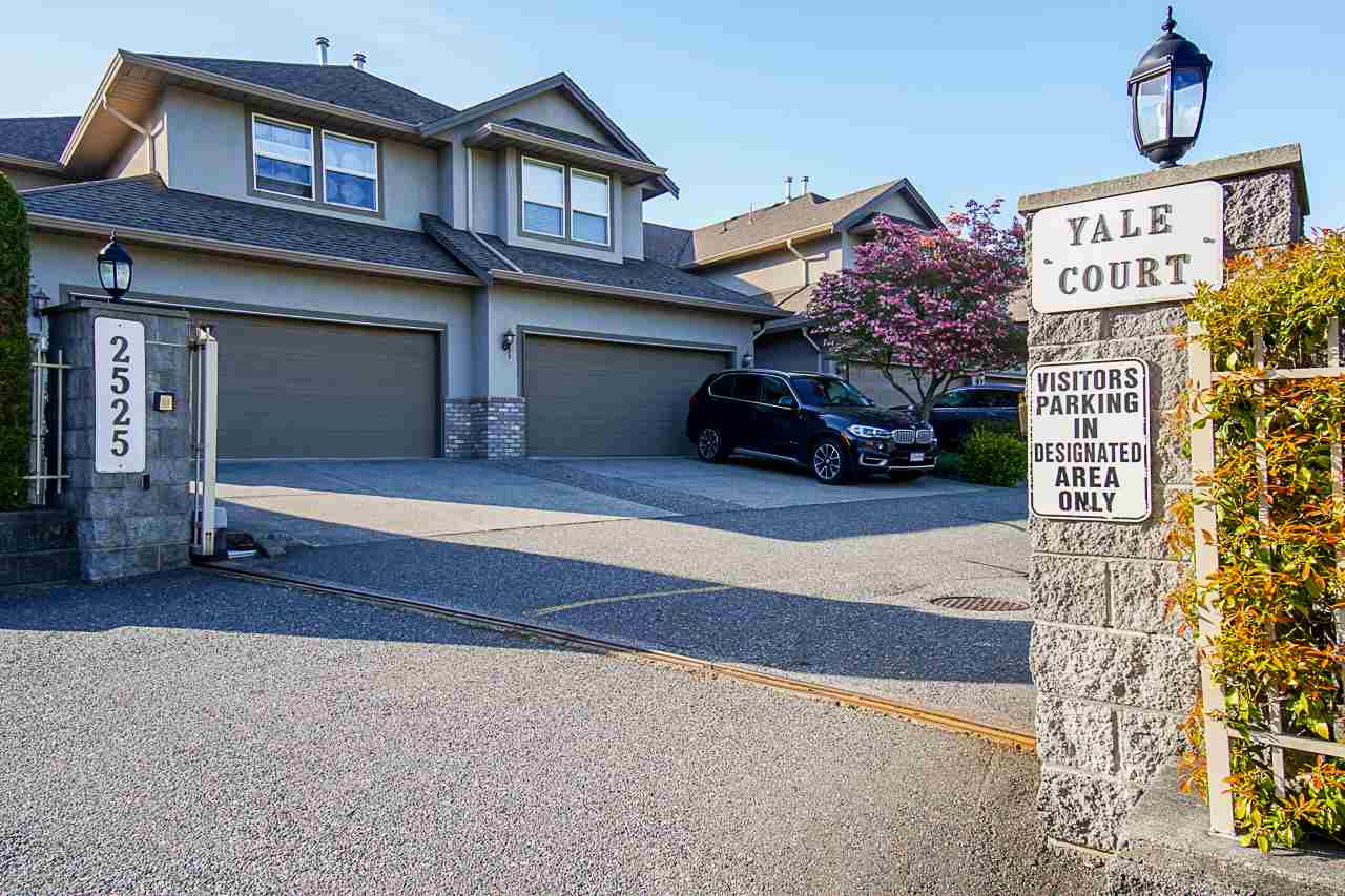 Abbotsford East Townhouse for sale:  4 bedroom 2,619 sq.ft. (Listed 2020-05-29)