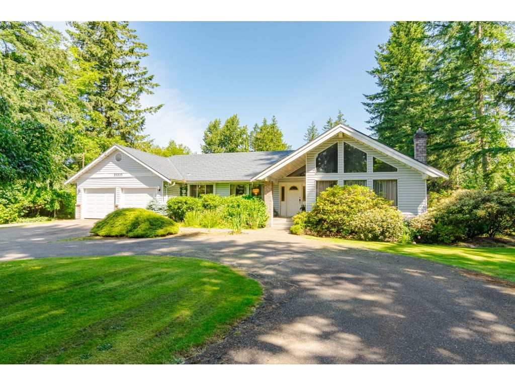 Salmon River House with Acreage for sale:  3 bedroom 2,015 sq.ft. (Listed 2020-06-23)