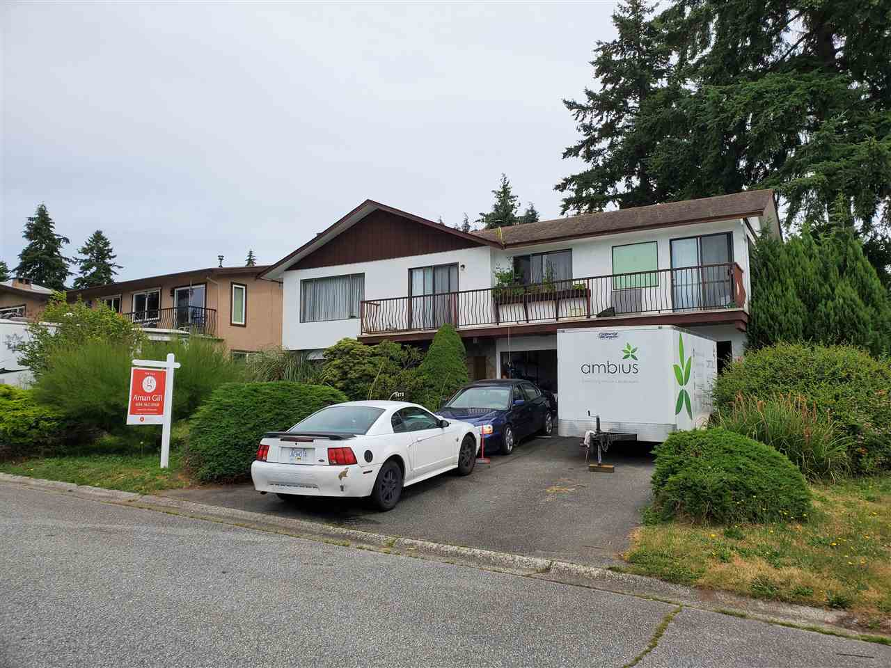 Nordel House/Single Family for sale:  5 bedroom 2,655 sq.ft. (Listed 2020-07-21)
