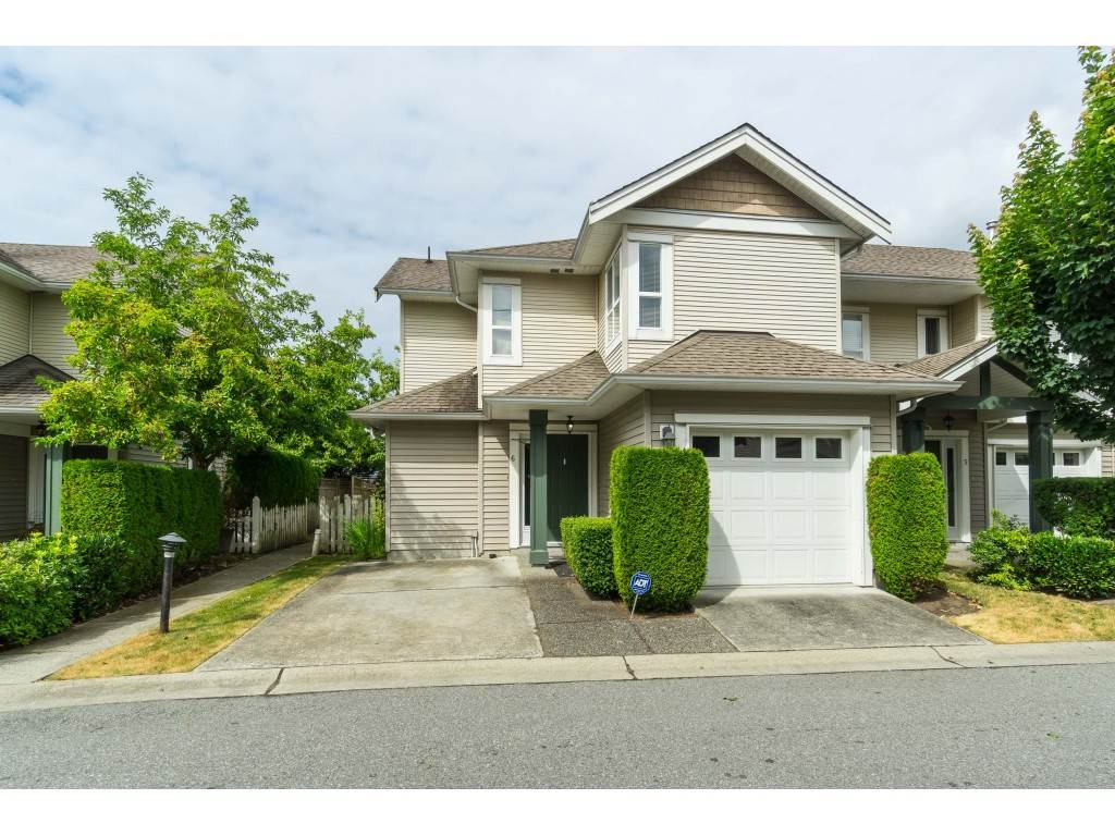 Willoughby Heights Townhouse for sale:  3 bedroom 1,522 sq.ft. (Listed 2020-09-16)