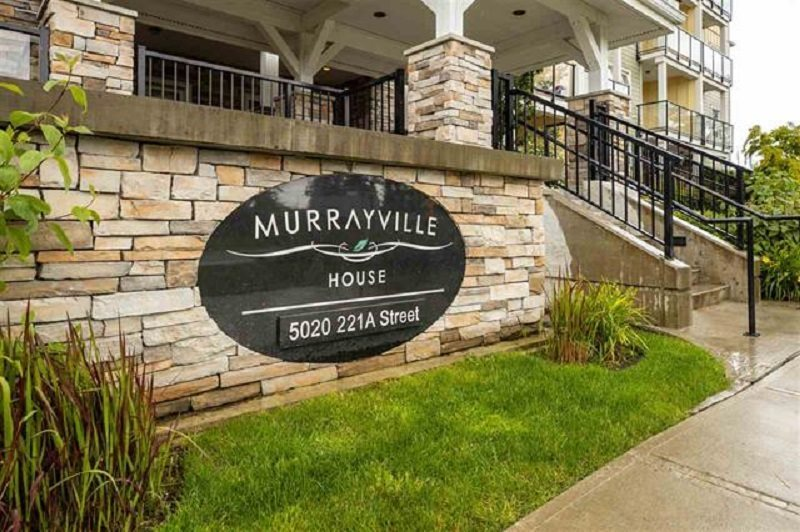 Murrayville Apartment/Condo for sale:  2 bedroom 967 sq.ft. (Listed 2020-10-20)